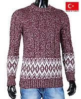 Подростковые свитера на зиму для мальчика.