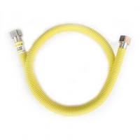 """Шланг для газа Eco-Flex ПВХ 1/2""""' ВВ 200см (Т1635) (Т1635)"""