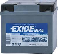 Аккумулятор для мотоцикла / квадроцикла Exide GEL 12-19