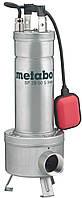 Погружной грязевой насос Metabo SP 28-50 S Inox