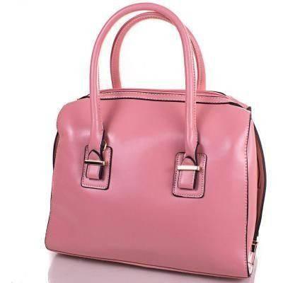 Розовая женская сумка из качественного кожезаменителя ANNA&LI (АННА И ЛИ) TUP14206-13
