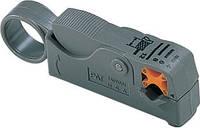 Стриппер для коаксиального кабеля Pro'sKit 6PK-332, RG-58/59/62/6/3C2V/4C/5C