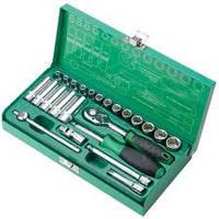 Набор инструментов с трещеточным механизмом и сменными головками Pro'sKit SK-23801M, 38 элементов
