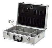 Кейс для инструментов Pro'sKit 8PK-735N, алюминий/пластик, Д. 460 мм, Ш. 334 мм, В. 163 мм