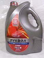 Полусинтетическое масло Лукойл Супер 10W40 SG п/синт 5л