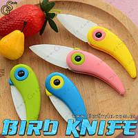 """Керамический карманный нож - """"Bird Knife"""""""