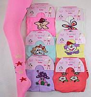 Детские колготки Baby для младенцев с рисунком  Рисунок ― ассорти  Цвет ― 6 цветов как на фото  Размер — 68-74