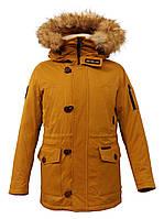 Зимняя мужская куртка-парка Kings Wind