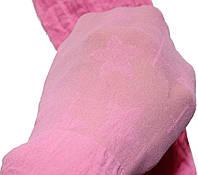 Капроновые колготки для девочки, розовые, в звездочки, 20 den, рост 152-158 см, Duve