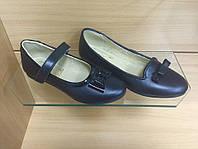 Детские школьные туфли для девочки