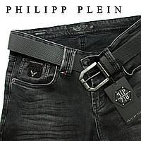 """Черные мужские джинсы """"PHILIPP PLEIN"""""""