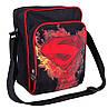 Отличная сумка на плечо в молодежном стиле Cool for school SM04852 черный/принт