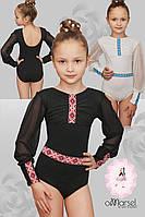 Купальник для танцев в украинском стиле