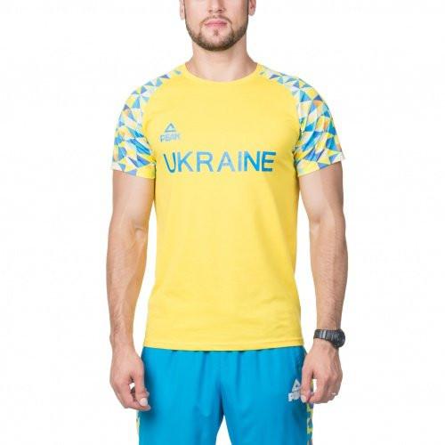 Спортивная одежда сборной Украины Peak