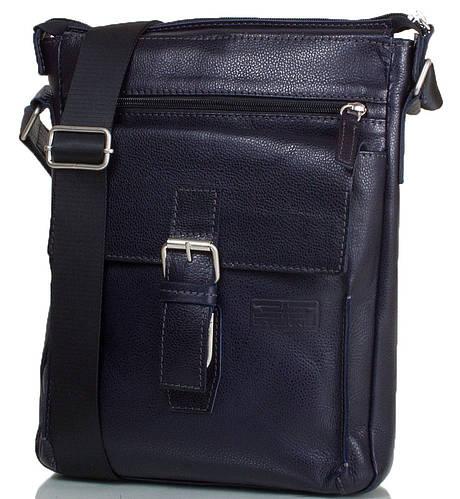 Надежная мужская сумка-планшет из натуральной кожи ETERNO (ЭТЭРНО) ERM512BL черный
