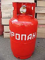 Бытовой газовый баллон пропан 27 литров