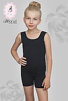 Классический комбинезон для хореографии и гимнастики