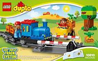 10810 Конструктор LEGO Duplo Локомотив