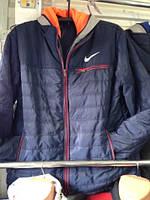 Куртка ветровка мужская Nike (Найк) 48-54р.