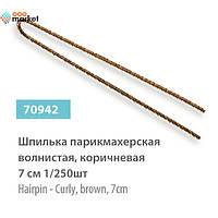 Зажимы для волос SPL Шпилька парикмахерская SPL 70942 волнистая