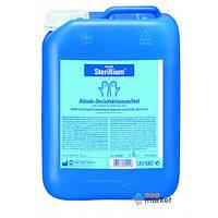 Дезинфекторы для кожи Sterillium Средство для дезинфекции рук и кожи Sterillium classic pure 5 л