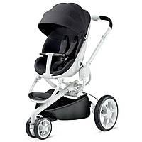 Детская прогулочная коляска Quinny Moodd (белая рама)