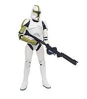 ! Уценка ! Фигурка Звездные войны, клон Пехотинец Сержант - Sergeant Trooper, Star Wars, #07, Hasbro