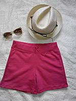 Яркие хлопковые шортики для девочки или худенькой мамы рост 158-164 тсм Tchibo Германия