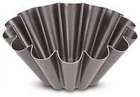 """Форма металлическая для выпечки кексов """"Цветок"""" ЕМ 9835 Empire, 23х8 см"""
