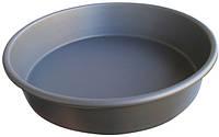 Форма для выпечки металлическая круглая ЕМ 9871 Empire, 178х168х24 мм