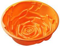 Силиконовая форма для выпечки Роза Empire ЕМ 7096, 225*75 мм