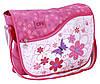 """Розовый мессенджер на плечо 29,5x34,5x8 см. для девочки """"Magical Nature"""" Cool for school CF85240 розовый"""