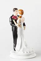 Фигурки молодоженов на свадебный торт Empire ЕМ 8658