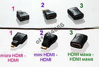 HDMI - micro HDMI / HDMI - mini HDMI / HDMI - HDMI