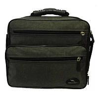 Мужская сумка, среднего размера из непромокаемой ткани