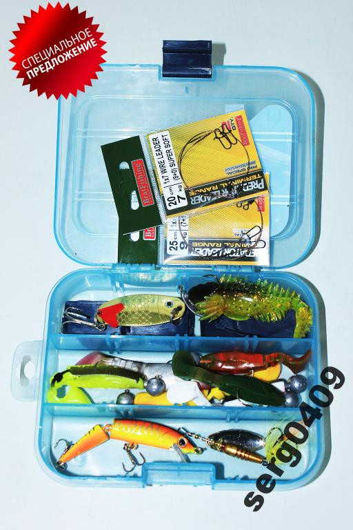 в наборы для рыбалки