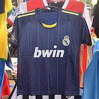 Подростковая футбольная форма Реал (Ronaldo 7)
