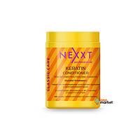 Кондиционеры для волос NEXXT Professional Кератин-кондиционер Nexxt Professional для реконструкции и разглаживания волос 1000 мл
