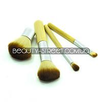 Набор кистей ECOTOOLS 4 / Кисти для макияжа 4