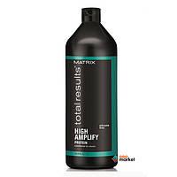 Кондиционеры для волос Matrix Кондиционер Matrix Total Results High Amplify для объема тонких волос с протеинами 1000 мл