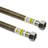 Шланг для газа Eco-Flex 3/4'' ВВ 40см (Т1679) (Т1679)