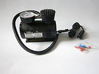 Автомобильный насос (компрессор) от прикуривателя 12V, 300 PSI