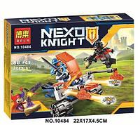 """Конструктор Bela 10484 Nexo Knights (аналог Лего 70310) """"Королевский боевой бластер"""", 88 дет"""