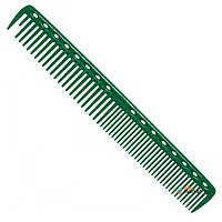 Гребни Y.S.Park Расческа Y.S.Park YS 337 Cutting Combs для стрижки зеленая