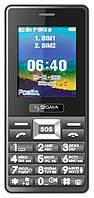 Мобільний телефон Sigma mobile X-treme PR67 City (Black)