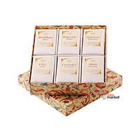 Мыло Nesti Dante Подарочный набор мыла Nesti Dante Цветочные ноты 6 шт х 100 г