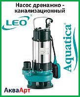 Насос дренажно-канализационный V750F Aquatica