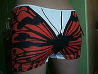 Трусики-Шорты с бабочкой от atlantic L размер бедра 92-96см