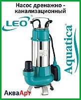 Насос дренажно-канализационный V1100F Aquatica