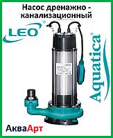 Насос дренажно-канализационный V1500F Aquatica